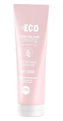 Mila Pro BE ECO Pure Volume, peeling, 200 ml - sklep Fryzart.pl