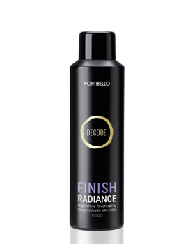 FINISH RADIANCE nabłyszczacz do włosów Montibello 200 ml