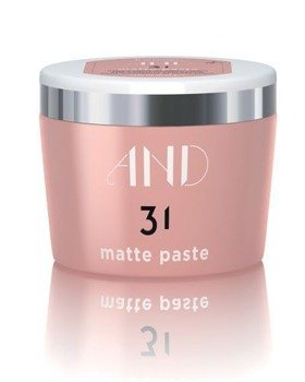 Kemon, AND, Matte Paste 31,  Pasta matująca do modelowania, 50 ml