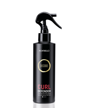 Montibello, Decode, Curl Defender, spray termoochronny do loków, 200 ml
