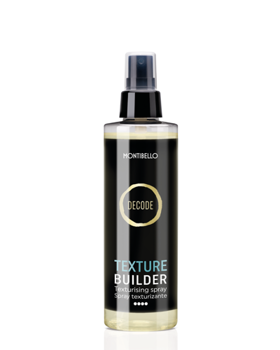 Montibello, Decode, Texture Builder, spray nadający fakturę, 200 ml