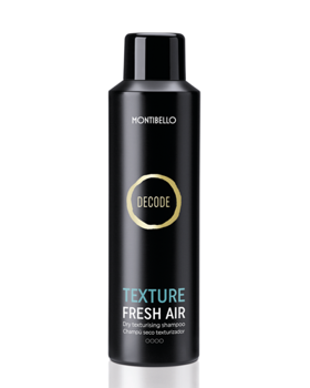 Montibello, Decode, Texture Fresh Air, suchy szampon, 200 ml
