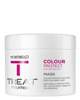 Montibello, Treat NaturTech, Colour Protect, Maska do włosów farbowanych, 200 ml