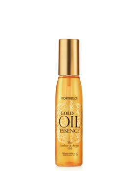 Olejek arganowy Gold Oil Essence Montibello 130 ml