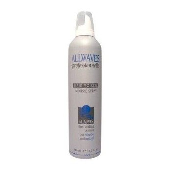 Pianka do włosów Allwaves hair mousse 400ml