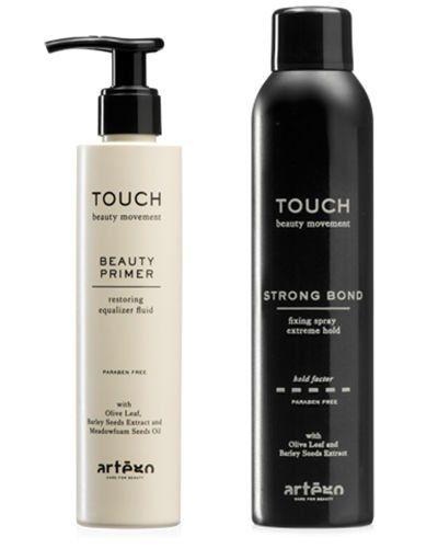 Artego Touch Fluid Ulatwiajacy Modelowanie Beauty Primer Lakier Mocno Utrwalajacy Strong Bond Sklep Fryzart Pl